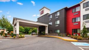 Best Western Plus Portland Airport Hotel & Suites, Hotels  Parkrose - big - 122