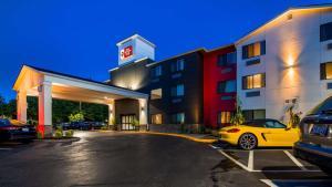 Best Western Plus Portland Airport Hotel & Suites, Hotels  Parkrose - big - 127