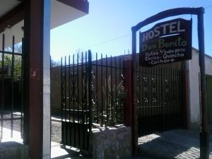 Hostel Don Benito, Hostely  Cafayate - big - 17
