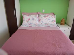 Casa Rosada, Alloggi in famiglia  Florianópolis - big - 4