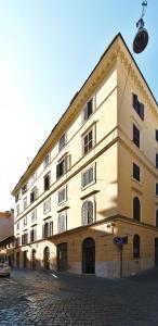 Roma Borgo91, Bed and Breakfasts  Řím - big - 29