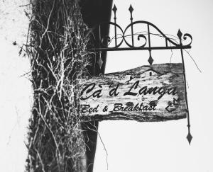 Cà 'd Langa B&B - Accommodation - Treiso