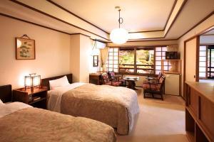 Tsuruya Ryokan - Accommodation - Karuizawa