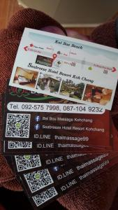 Seabreeze Hotel Kohchang, Отели  Чанг - big - 36