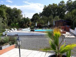 Domaine de Merete, Guest houses  Lourdes - big - 41