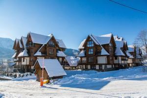 POLANA SZYMOSZKOWA Ski-ResortPAJO IV