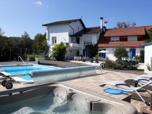 Domaine de Merete, Guest houses  Lourdes - big - 40