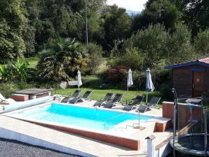 Domaine de Merete, Guest houses  Lourdes - big - 39