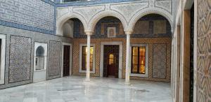 Отель Palais Bayram