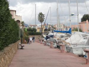 Cannes Terrace Beach Front & Sea view, Apartments  Cannes - big - 22