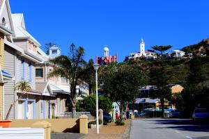1 Point Village Guesthouse & Holiday Cottages, Apartmanok  Mossel Bay - big - 139