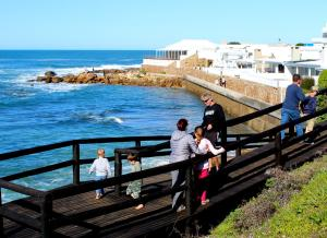 1 Point Village Guesthouse & Holiday Cottages, Apartmanok  Mossel Bay - big - 140