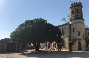 Le metayer au Chateau Laroque Dubos