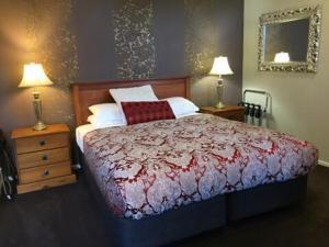Lakeside City Apartments - Penthouse and Studio, Apartments  Rotorua - big - 44