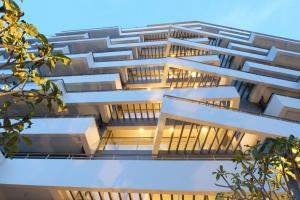 Bodaiju Residences, Апартаменты  Пномпень - big - 22