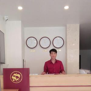 Hoa Son Hotel, Hotel  Ha Long - big - 16