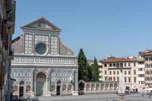 Apartments Florence - Novella Balcony - AbcAlberghi.com