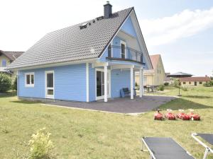 Das blaue Haus am Haff - Güstow