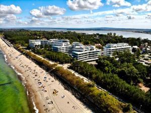 Mielno-Apartments Dune Resort - Apartamentowiec A, Appartamenti  Mielno - big - 223