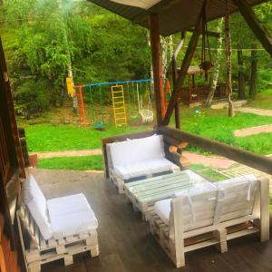 Cozy Guest House on Lugovaya 3, Country houses  Novoabzakovo - big - 12