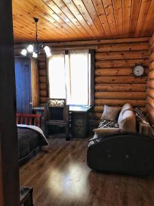 Cozy Guest House on Lugovaya 3, Ferienhöfe  Novoabzakovo - big - 9