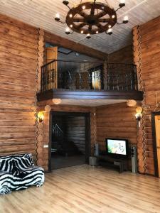 Cozy Guest House on Lugovaya 3, Ferienhöfe  Novoabzakovo - big - 3