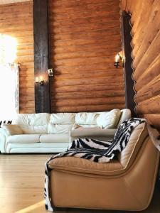 Cozy Guest House on Lugovaya 3, Ferienhöfe  Novoabzakovo - big - 2