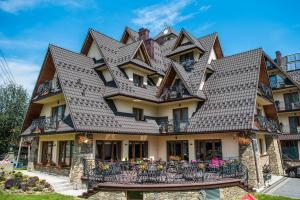 Helan Family & Garden - Accommodation - Zakopane