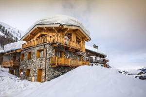 chalet Monte bianco - Accommodation - Tignes