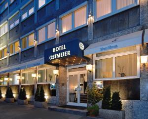 Hotel Ostmeier, Hotely  Bochum - big - 1
