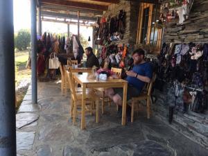 Tishe, Hostels  Omalo - big - 48