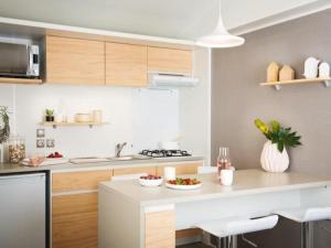 House Residence plein air centre ville 150m plage terrasse 9