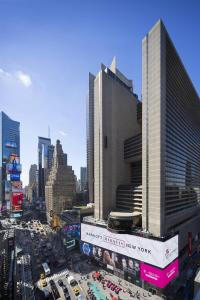 New York Marriott Marquis, Hotely - New York