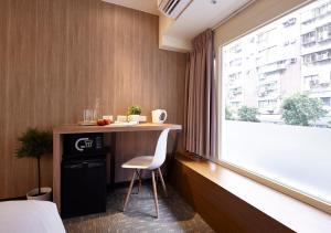 Via Loft Hotel, Hotely  Tchaj-pej - big - 43