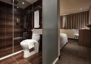 Via Loft Hotel, Szállodák  Tajpej - big - 42