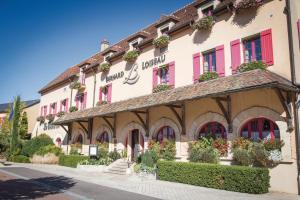 Location gîte, chambres d'hotes Relais Bernard Loiseau dans le département Côte d'or 21