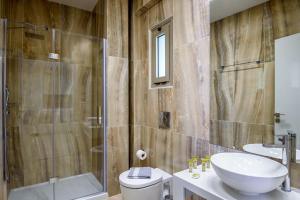 Marinos Beach Hotel-Apartments, Residence  Platanias - big - 84