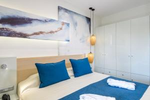 Marinos Beach Hotel-Apartments, Апарт-отели  Платанес - big - 87