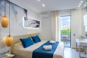Marinos Beach Hotel-Apartments, Residence  Platanias - big - 80