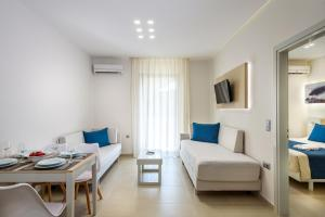 Marinos Beach Hotel-Apartments, Apartmanhotelek  Platanész - big - 76