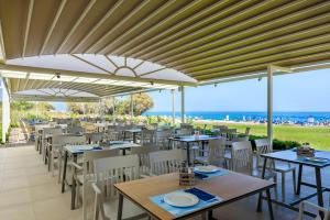 Marinos Beach Hotel-Apartments, Aparthotels  Platanes - big - 100