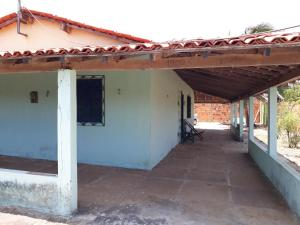 Casa Verde da Praia, Holiday homes  Luis Correia - big - 1