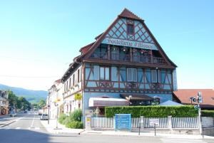 Accommodation in Cernay