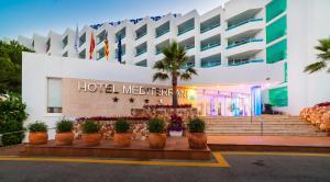 Globales Mediterrani, Hotels  Cala Blanca - big - 59