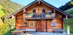 obrázek - Selbstversorgerhütte Nösslau Alm