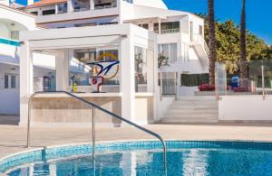 Globales Mediterrani, Hotels  Cala Blanca - big - 66