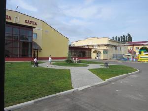 Гостиница Кольцо, Клинцы