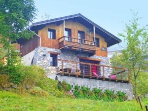 Location gîte, chambres d'hotes Inviting chalet near the slopes of La Plagne-Paradiski dans le département Côte d'or 21