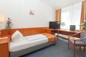 Trip Inn Hotel Schumann, Hotely  Düsseldorf - big - 35