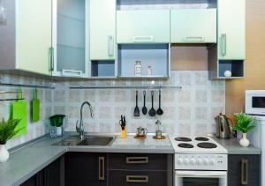 Apartments 5 zvezd Green Sity - Yermolayeva